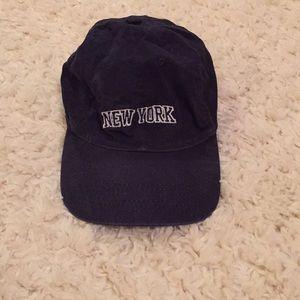 Brandy New York hat